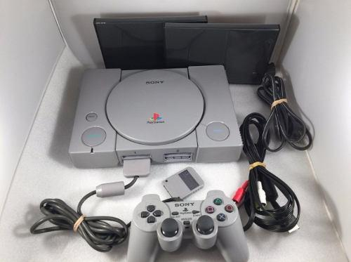 Ps1 original seminuevo play station 1 + envío gratis