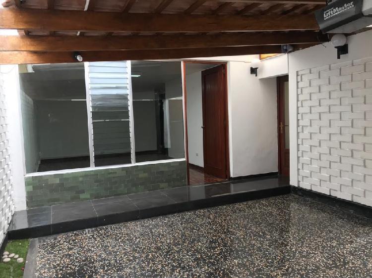 Alquiler casa para oficina - magdalena