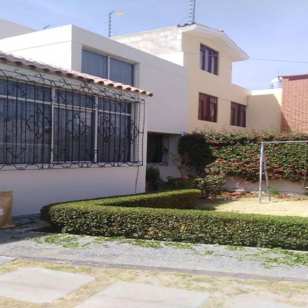 Alquilo Casa en El Cercado de Arequipa