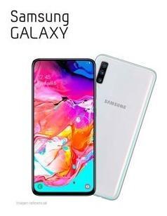 Celular smartphone samsung galaxy a70 6.7' 1080x2400 6gb lte