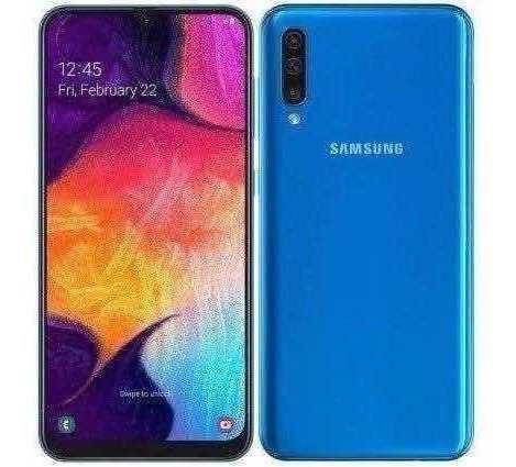 Samsung a30 32gb 3ram - azul