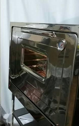 Horno multiusos y pizzero mediano nuevo! a gas