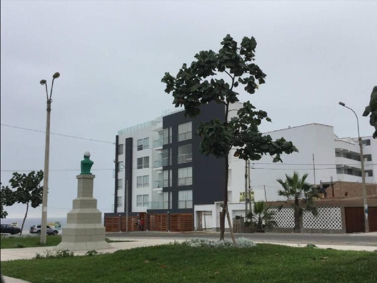 Duplex amoblado y equipado san bartolo - playa norte