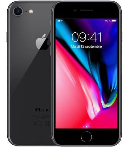 Apple iphone 8 64gb black nuevo sellado tienda