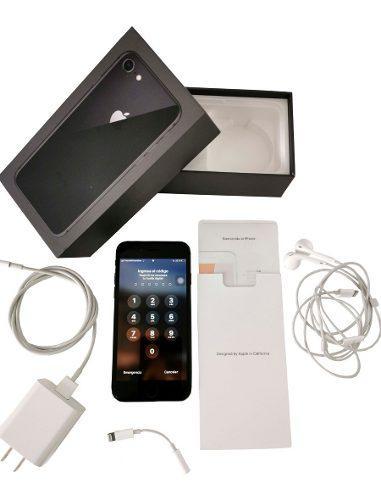 Iphone 8 64gb 4g apple libre usado