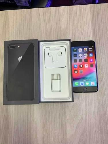 Iphone 8 plus 64gb black obre de todo operador seminuevo