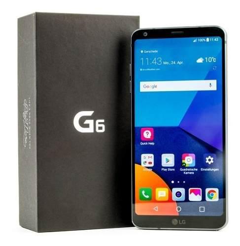 Celular lg g6 nuevo