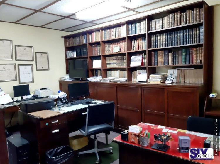 Oficina en alquiler en miraflores