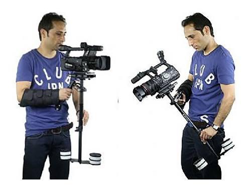 Steadycam dslr y video canon sony y soporte de brazo nuevos!