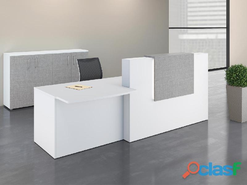Mobiliario de oficina en melamina color a escoger, 988839652