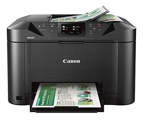 Canon office and business mb5120 escaner de impresora allino