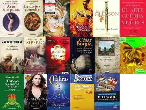 Diccionarios, Libro La Divina Comedia, Otelo Remate