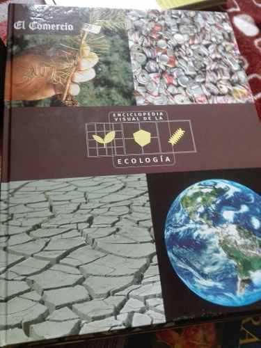Enciclopedia Visual De La Ecología /el Comercio