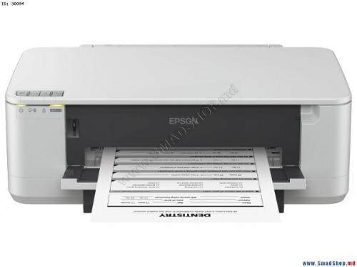 Impresora epson workforce k101, resolución hasta 1440x 720
