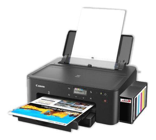 Impresora fotografica a4 canon ts701 + sistema continuo pro