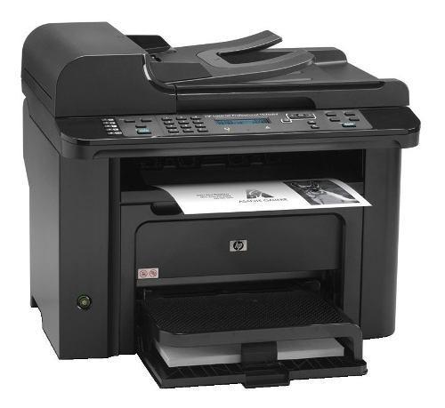 Impresora hp laserjet m1536dnf multifuncional duplex
