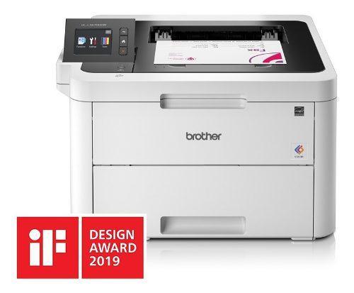 Impresora laser color brother hl-l3270cdw, duplex, wiffi, 25