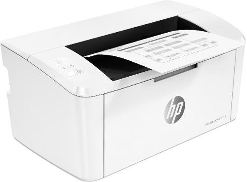 Impresora láser hp laserjet pro m15w, 19 ppm, 600x600 dpi,