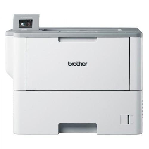 Impresora láser monocromática con wi-fi brother hl-l6400dw