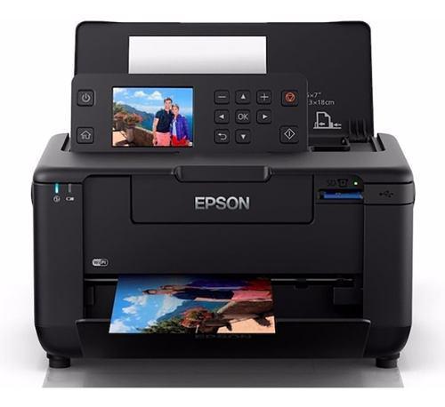 Impresora pm-525 epson fotografica portatil wifi 2019