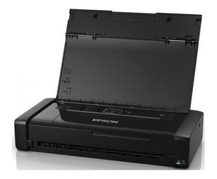 Impresora portatil de tinta epson workforce wf-100, wifi, us