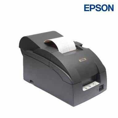 Impresora ticketera epson original como nuevo