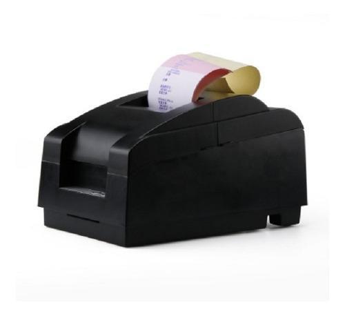 Impresora ticketera matricial 76mm autocopiativo 9 agujas