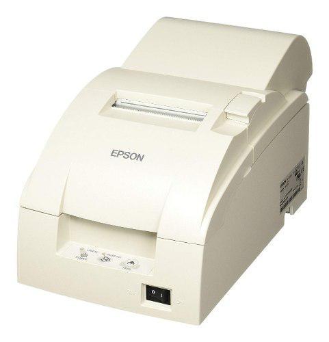 Impresora ticketera matricial epson tm-u220