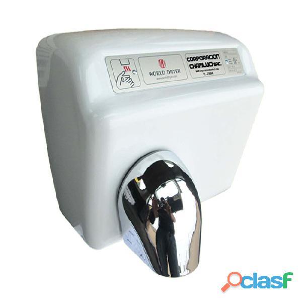 Secador De Mano Automático Blanco 2300 W Marca World Dryer 1