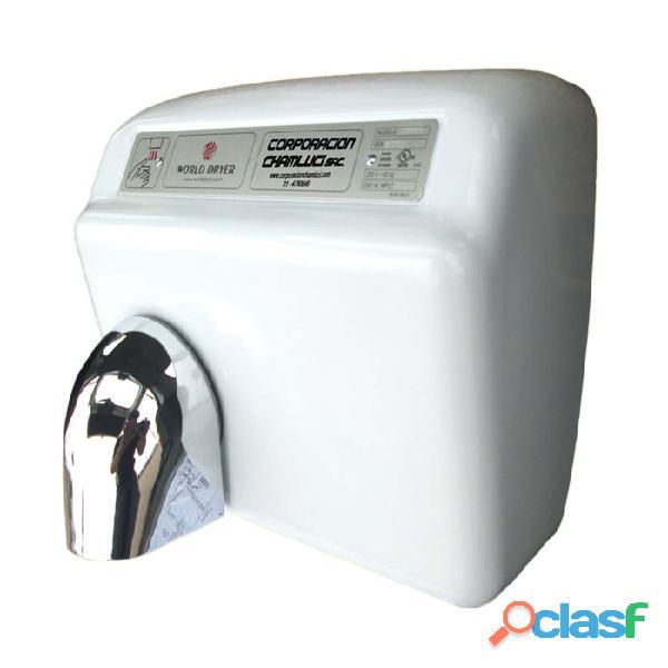 Secador De Mano Automático Blanco 2300 W Marca World Dryer 2