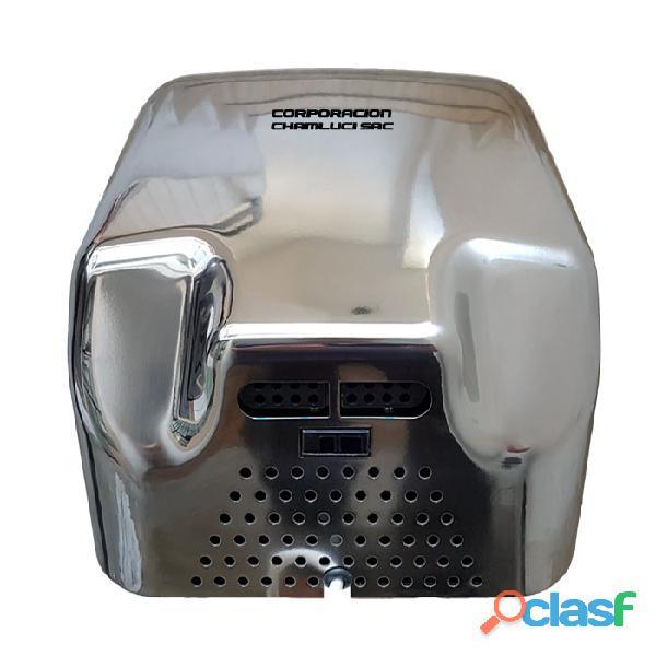 Secador De Manos Automático De Acero 1800 Watts 2
