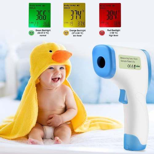 Termómetro Digital Infrarrojo Para Bebes