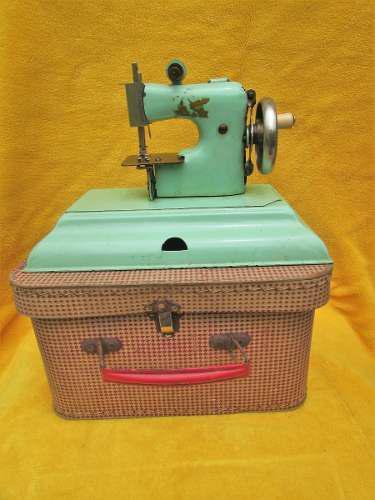 Tesoros maquina coser castige juguete germany