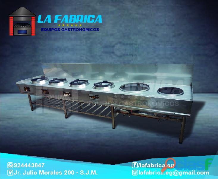 Cocinas Modelos Chiferos   La Fábrica 1
