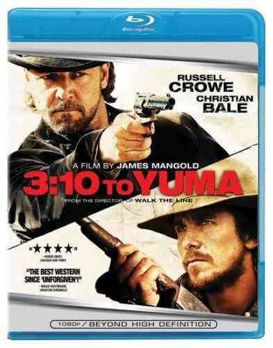 Blu Ray 3:10 To Yuma - Stock - Nuevo - Sellado