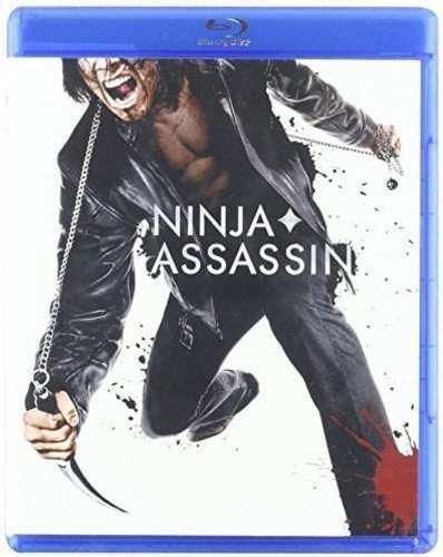 Blu Ray Ninja Asesino - Stock - Nuevo - Sellado