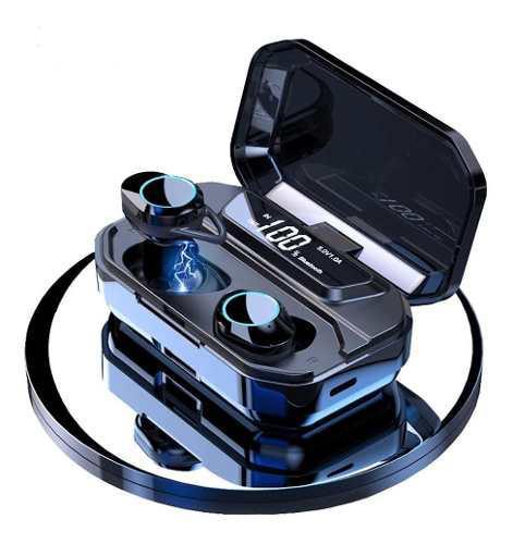 Audífonos Bluetooth 9d Táctil, Ipx7, Impermeable,