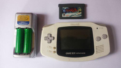 Game Boy Advance + Juego+ Pilas +cargado