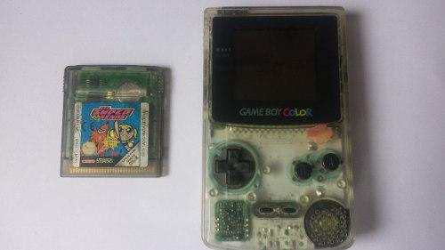 Game Boy Color + Juego