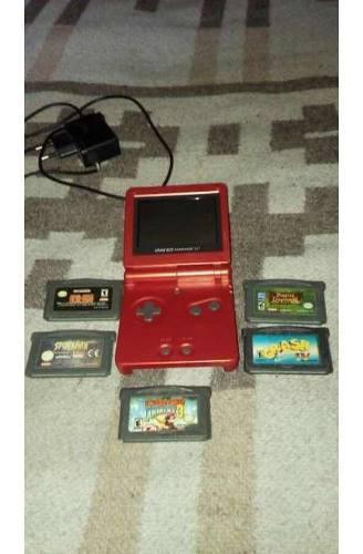 Game Boy Sp