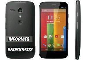 Motorola Moto G Negro 160 Soles