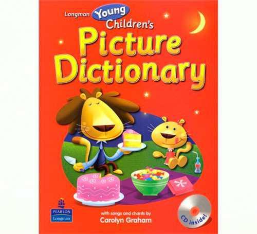 Diccionario longman young children's picture dictionary