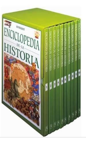 Everest enciclopedia de la historia (10 libros pdf)
