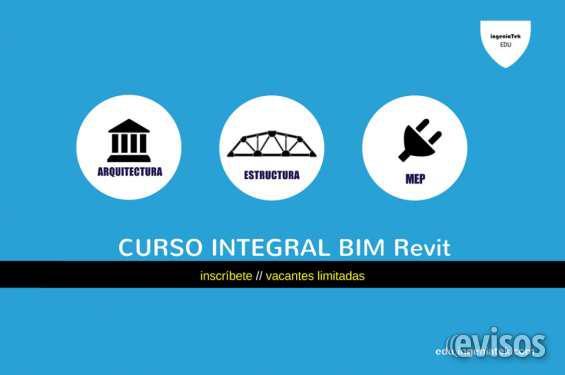 Curso integral de bim revit (arquitectura, estructuras y