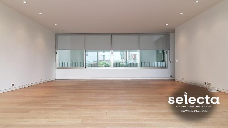 Cod: m²50) lujoso departamento con linea blanca de 280 m²