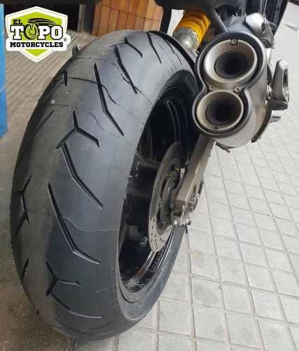 Llanta moto pirelli diablo rosso ii 150/60r17 ns cbr fz r15