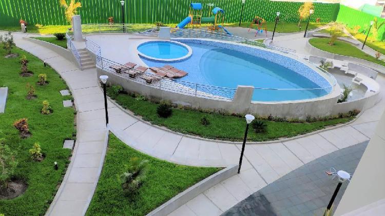 Alquiler departamento amoblado - garden 360 piura