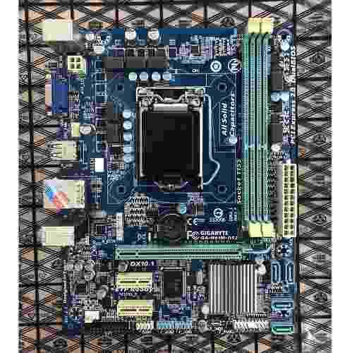Placa socket 1155 gigabyte h61 core i7/i5/i3 comonueva