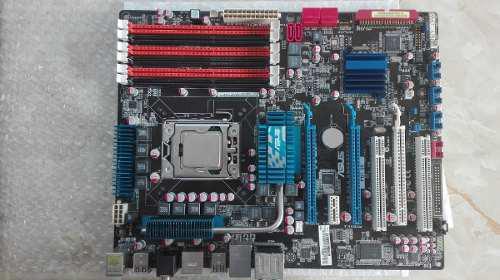 Placa Socket 1366 X58 Asus P6t Se + Core I7 930 + Cooler