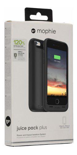 Iphone 6 6s mophie juice pack air 3300mah funda case bateria